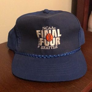 Other - VINTAGE 1989 NCAA Basketball Final Four Hat